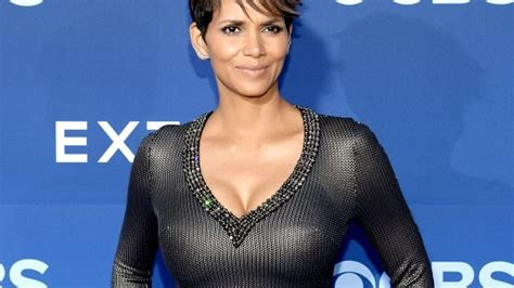 Halle Berry joins Instagram with topless snap| Latest News ...