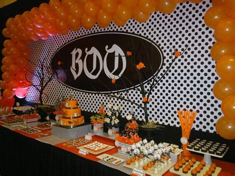 Halloween # Decoracion halloween cumpleaños # Cumpleaños ...