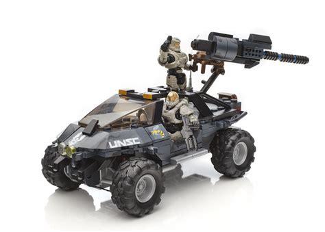 Halo Mega Bloks Dual Mode UNSC Warthog | Brutal Gamer