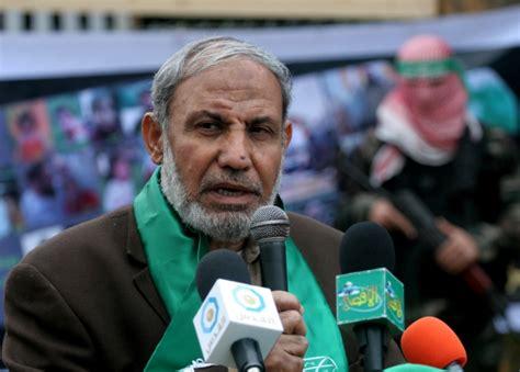 Hamas leader Zahar gets Egyptian citizenship! ~ Elder Of ...