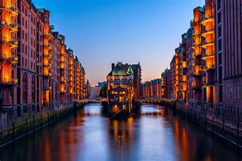 Hamburg Wallpapers HD Download