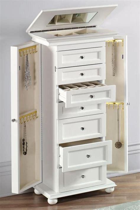 Hampton Bay Jewelry Armoire   Jewelry Armoires   Bedroom ...