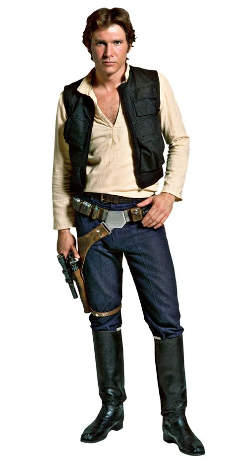 Han Solo   BAMF Style