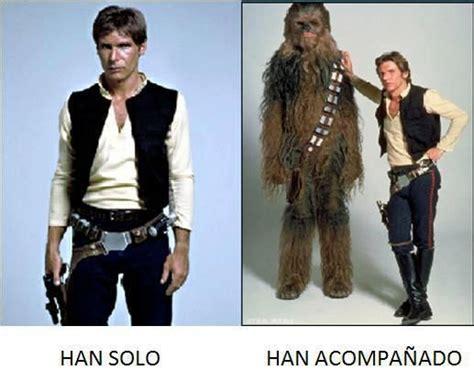 Han solo...jejejejejeje. #spanish #humor | Spanish humor ...