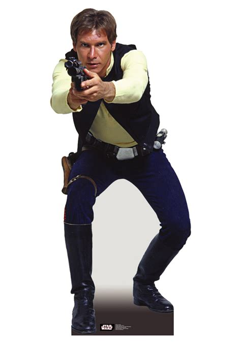Han Solo Lifesize Standup Figure