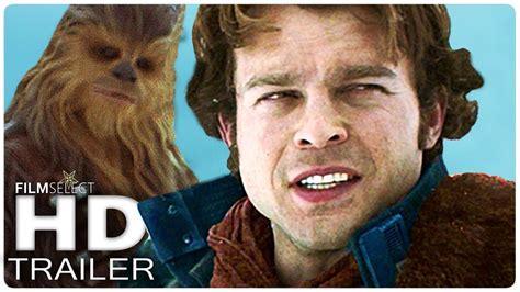 HAN SOLO: Una Historia de Star Wars Trailer Español ...