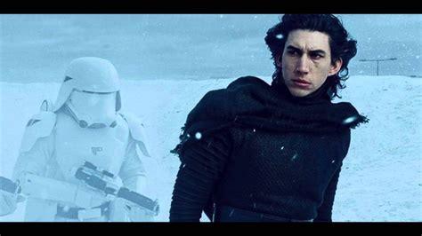 Han Solo y la escena con Kylo Ren   Star Wars Episodio 7 ...