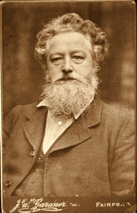 HAND EYE FOOT BRAIN: HAPPY BIRTHDAY, WILLIAM MORRIS