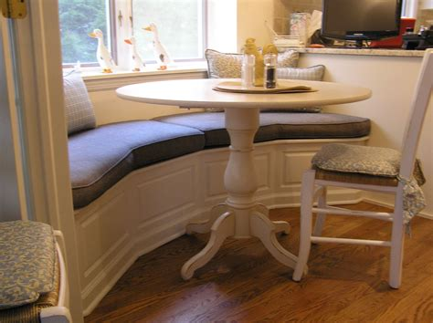 Hand Made Banquette For Kitchen Madison ,Nj by ...