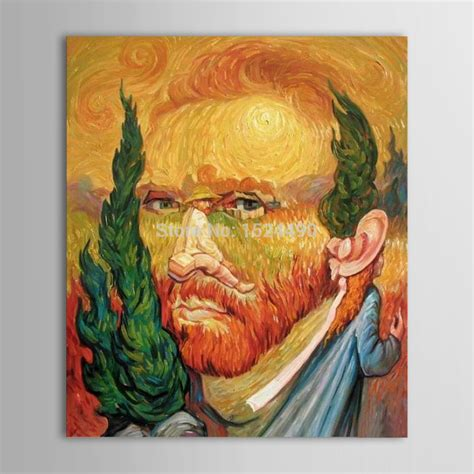 Hand Painted High Q. World Top Famous Paintings Vincent ...