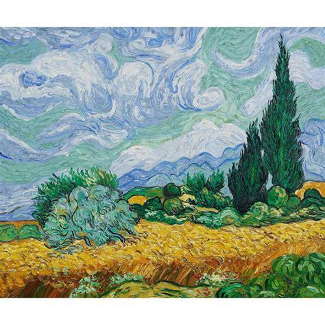 Hand Painted Oil paintings Vincent Van Gogh Canvas art ...