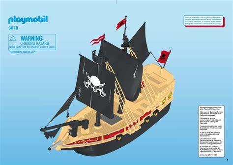 Handleiding Playmobil 6678  pagina 1 van 16   Alle talen