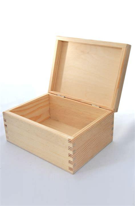 Handmade Wooden Storage Box by AfriArtisan Designs