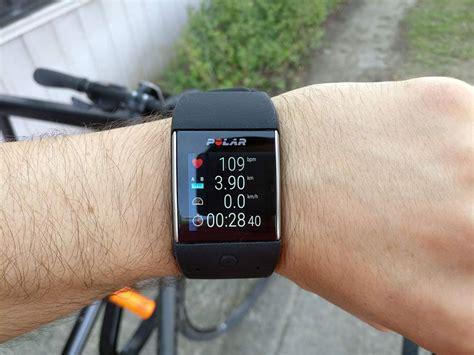 Hands on: Polar M600 Sports Watch Review   Unfinished ...