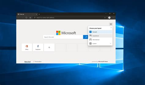 Hands on with the early features of Microsoft Chromium ...