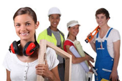 Handyman Labour Skilled Jobs Occupations Careers Stock ...