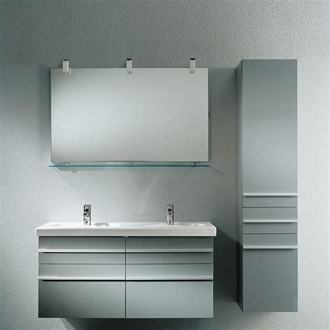 Hanging Wood Bathroom Vanity PVC Bathroom Cabinets