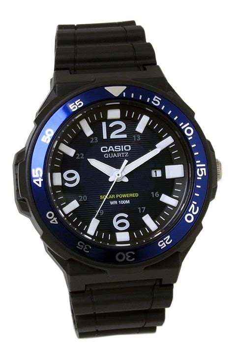 HAPIAN: Casio CASIO sports analog divers solar watch MRW ...