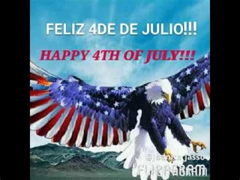 Happy 4th of July :  Feliz 4 de Julio :  USA INDEPENDENCE ...