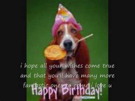 Happy Birthday Ania   YouTube