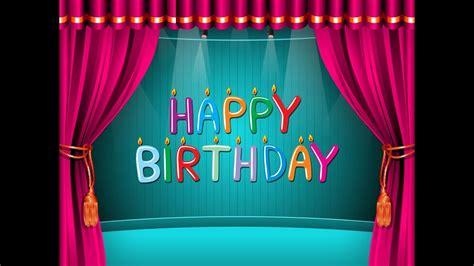 Happy Birthday  Broadway Version    YouTube