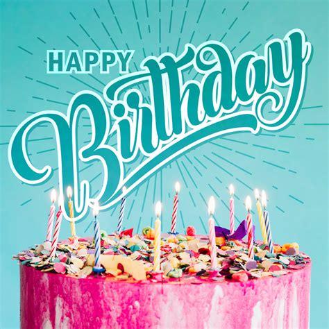 Happy Birthday Cake   #celebrate #party #birthday #fun # ...