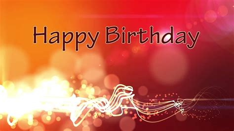 Happy Birthday  Classic Version    YouTube
