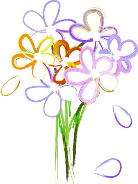 Happy Birthday Flowers Clip Art   ClipArt Best   ClipArt Best