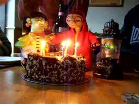 Happy birthday from ET   YouTube