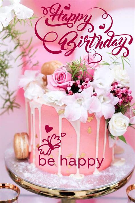 Happy Birthday.   Happy birthday cake images, Happy ...