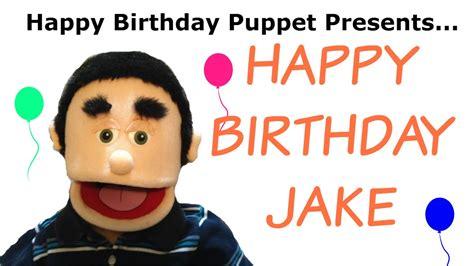 Happy Birthday Jake   Funny Birthday Song   YouTube