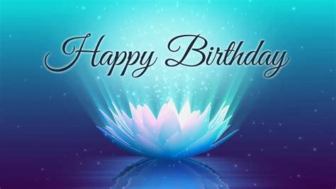 Happy Birthday   Lotus Video Animation   Motion Graphics ...