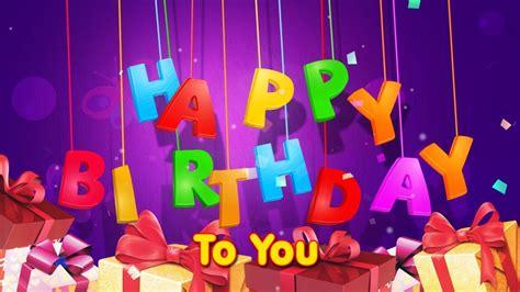 Happy birthday song  English   Frensh   Arabic   Spanish ...