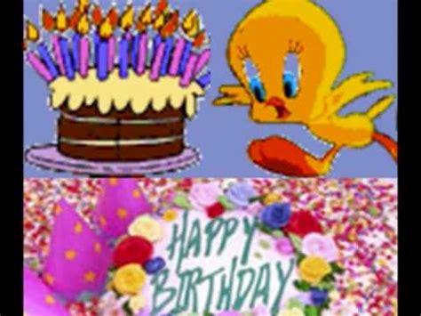 Happy birthday song / Feliz cumpleaños cancion   English ...