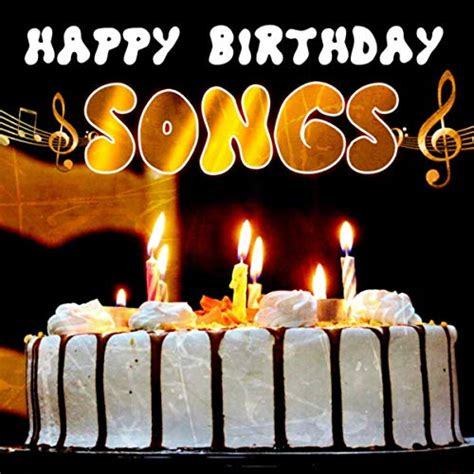Happy Birthday Songs by Happy Birthday and Geburtstag on ...