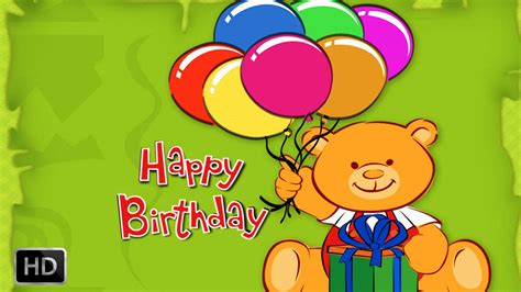Happy Birthday To You   Best Happy Birthday Song for Kids ...