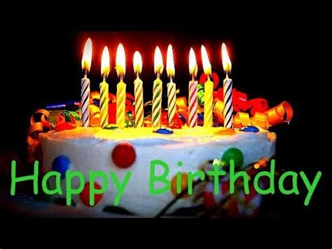 Happy Birthday To You Piano Style Music ♫♫♫ #1 Best ...
