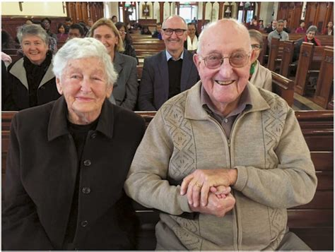 Happy couple 65 years married | NZ Catholic Newspaper