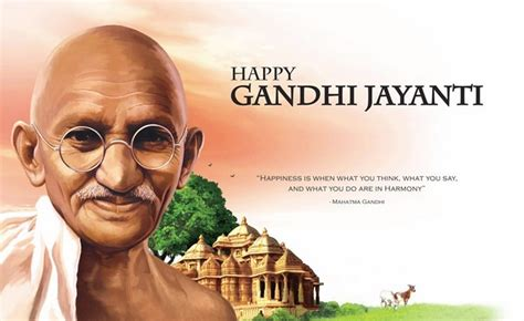 Happy Gandhi Jayanthi Images HD Wallpapers – 2nd October ...