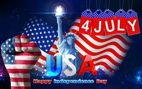 Happy Independence Day 4th july of USA 2016 images ...