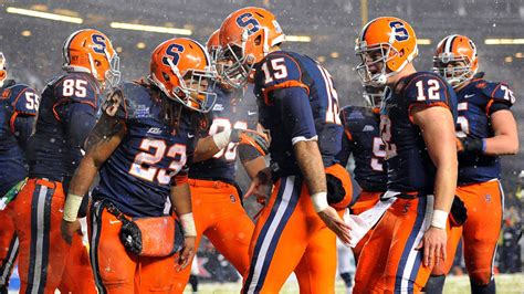 Happy Jersey Day!: New Syracuse Football Players Get Their ...