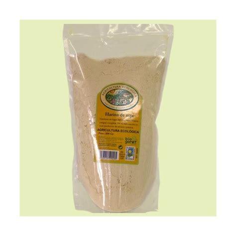 Harina de Soja  no tostada  500 gr   Nucer