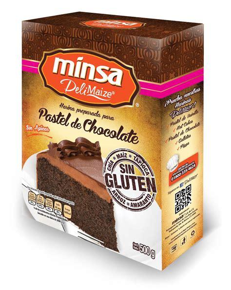 Harina Preparada Para Pastel De Chocolate Sin Gluten ...