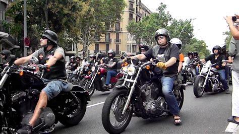 Harley Davidson Barcelona 2012  Harley Days    YouTube