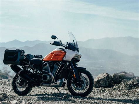Harley Davidson Pan America 2020 | Novedades motos trail ...