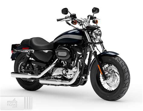 Harley Davidson Sportster 1200 Custom 2019 precio ficha ...