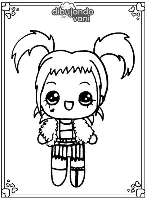 harley quinn 3 para imprimir   Dibujando con Vani