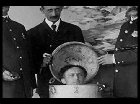 Harry Houdini: An Escape Artist  National History Day ...
