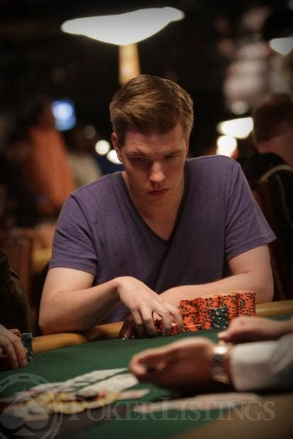 Harry Kalas  Son Kane Making Own Name as Poker Pro   WSOP News