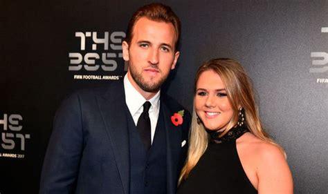 Harry Kane fiance: Who is Katie Goodland? | Celebrity News ...